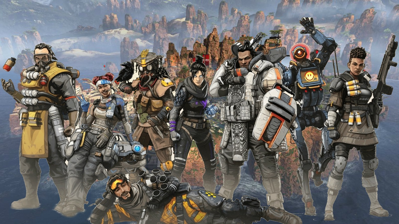 Guide to Apex Legends