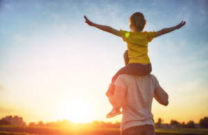 Father Enriching Kids Ability