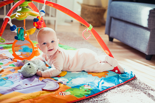 Play Schedule for 5 Month Old